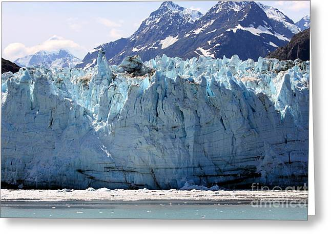 Glacier Bay Greeting Cards - Beautiful Glacier Bay Greeting Card by Sophie Vigneault