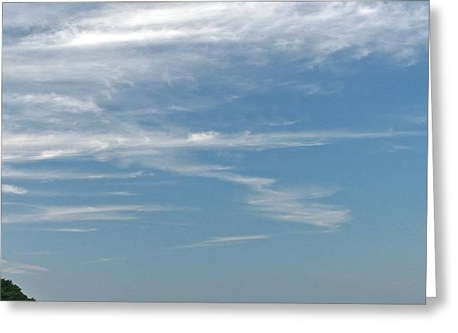 Beautiful Idyllic Cape Cod Greeting Card by Juergen Roth