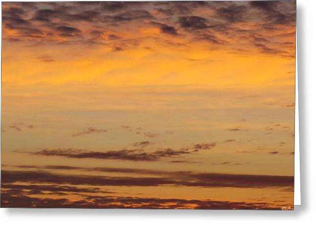 Clique Greeting Cards - Beautiful Sky Greeting Card by Charlie Cliques