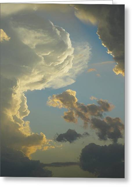 Guy Ricketts Photography Greeting Cards - Beauty in the Sky Greeting Card by Guy Ricketts