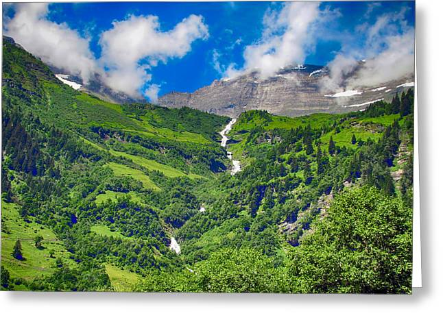 Hdr Landscape Greeting Cards - Beauty of Austria Greeting Card by Mountain Dreams