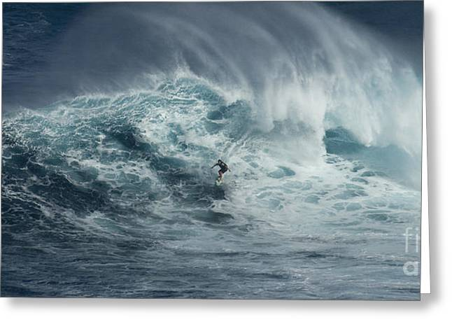 Best Sellers -  - Surfing Photos Greeting Cards - Beauty Of The Extreme Greeting Card by Bob Christopher