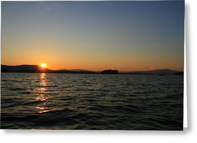 Landscape Photos Greeting Cards - Beauty On The Refuge  Greeting Card by Neal  Eslinger