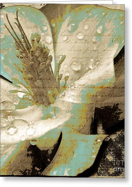 Beauty V Greeting Card by Yanni Theodorou