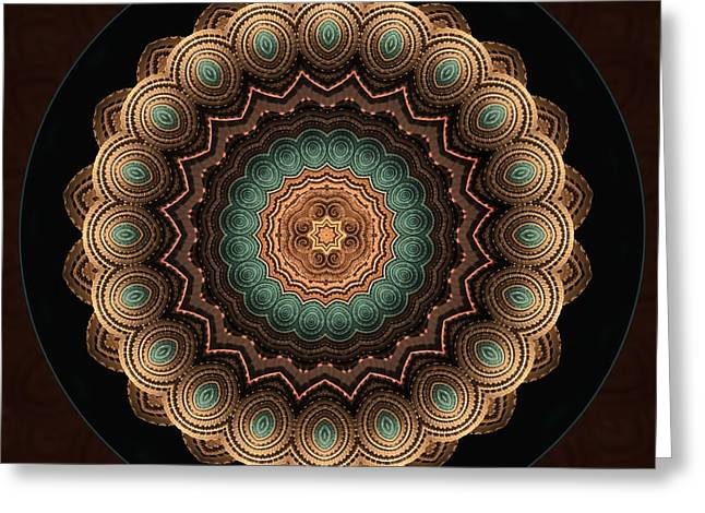 Intricate Shells Greeting Cards - Beckoning Sea  Greeting Card by Deborah Smith