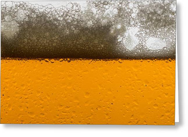 Fat Tire Greeting Cards - Beer Me Greeting Card by Steve Gadomski