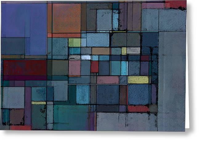 Geographic Digital Art Greeting Cards - Before Dawn Greeting Card by Karyn Lewis Bonfiglio