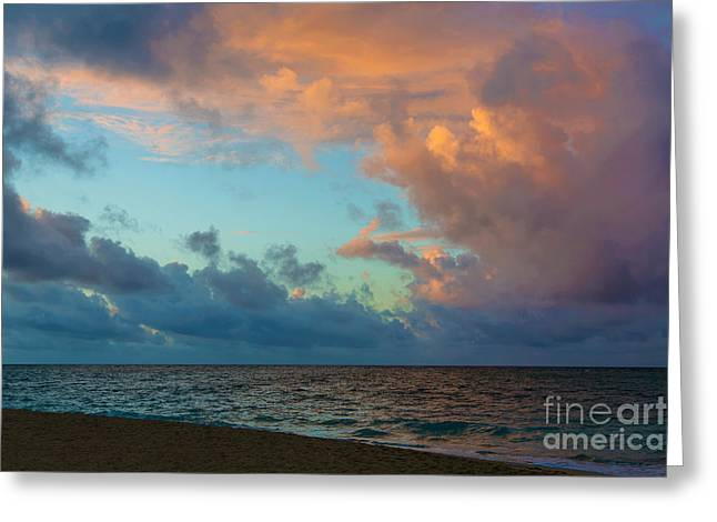 Get Well Card Framed Prints Greeting Cards - Before Sunrise Greeting Card by Jon Burch Photography