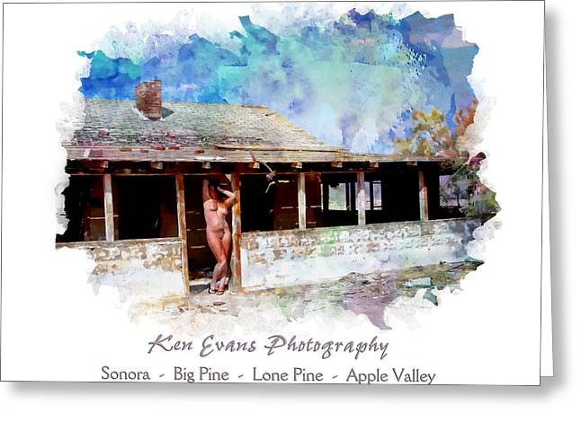Before The Storm Greeting Card by Ken Evans
