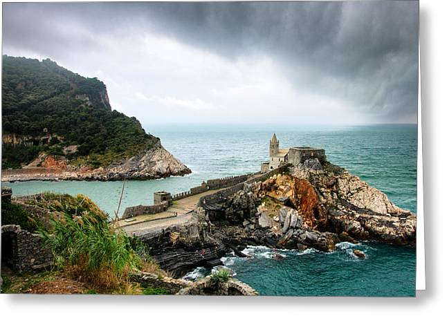 Scenic Greeting Cards - Before the Storm Greeting Card by William Beuther