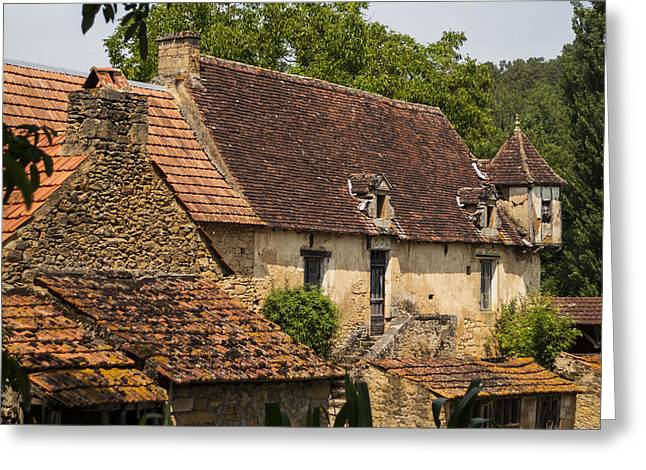 Ferme Greeting Cards - Belle ferme Greeting Card by Philippe Boite