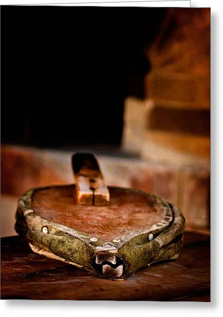 Barbeque Greeting Cards - Bellows and Hearth Greeting Card by David and Carol Kelly