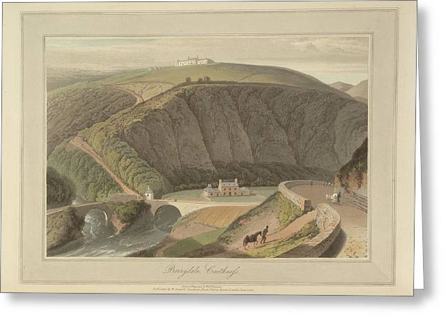 Berrydale Harbour Greeting Card by British Library