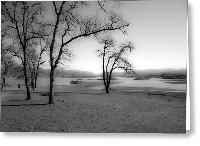 Lake Berryessa Greeting Cards - Berryessa Dreamscape  Greeting Card by Newman Artography