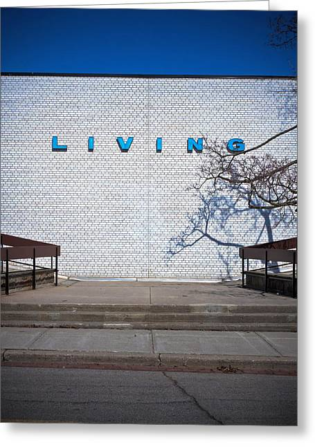 Canadian Greeting Cards - Better Living Centre Exhibition Place Toronto Canada Greeting Card by Brian Carson