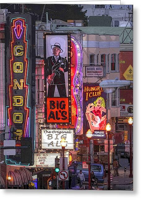 Big Al's Greeting Card by Kandy Hurley