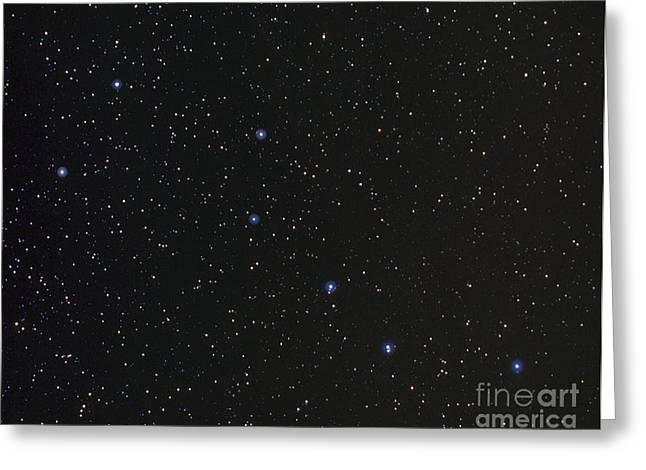 Constellations Photographs Greeting Cards - Big Dipper Greeting Card by John Chumack