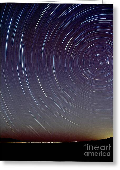 Mccoy Photographs Greeting Cards - Big Dipper Trails Greeting Card by Chris Cook
