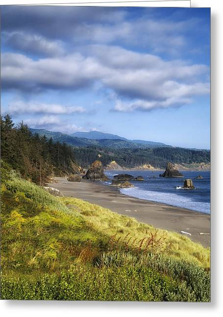 Big Sur California Greeting Cards - Big Sur California Greeting Card by Mountain Dreams