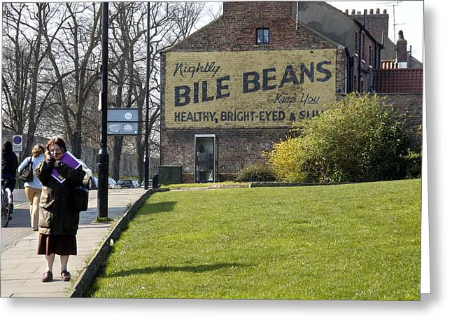 Historic Buildings Greeting Cards - Bile Beans - Scotland Greeting Card by Mike McGlothlen