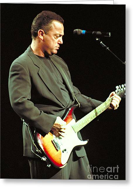 Tim Bischoff Greeting Cards - Billy Joel-33 Greeting Card by Timothy Bischoff