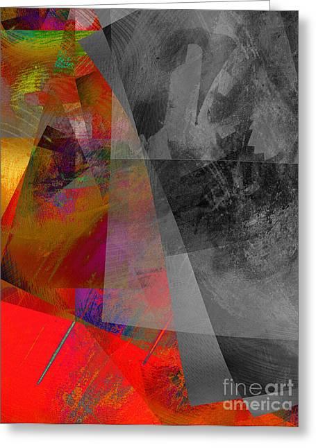 Bipolar Digital Art Greeting Cards - Bipolar Greeting Card by Rois Bheinn