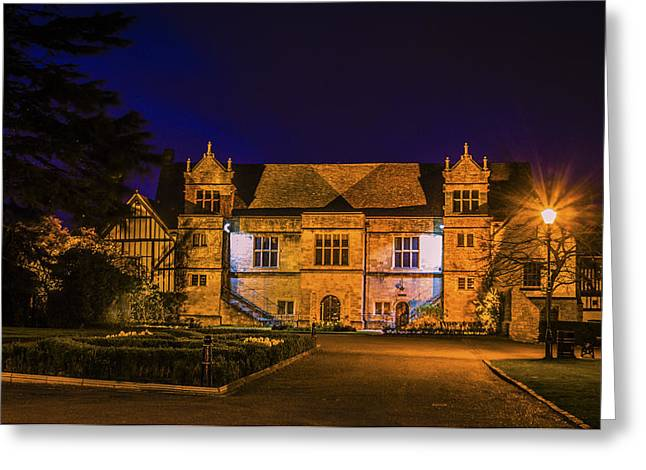 Kent Photography Greeting Cards - Bishops Palace Greeting Card by Dawn OConnor