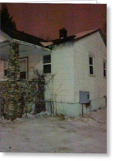 Guy Ricketts Photography Greeting Cards - Bleak House Greeting Card by Guy Ricketts