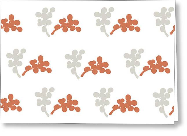Blossom Diii Greeting Card by Carmen Guedez