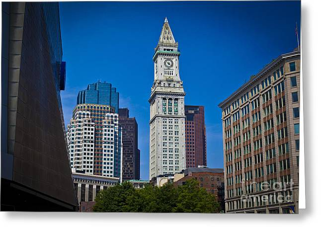 Marriot Greeting Cards - Blue Skies Greeting Card by Jason Moynihan