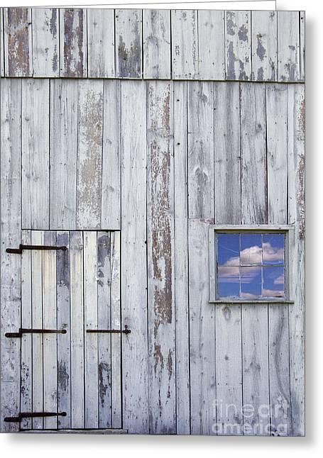 Opposing Greeting Cards - Blue Skies Greeting Card by Margie Hurwich