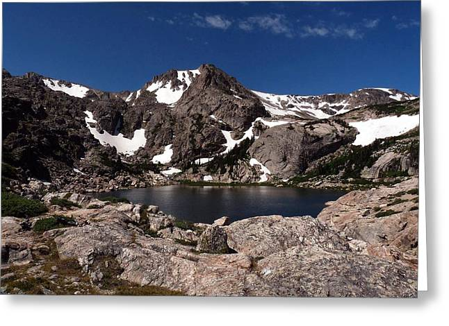 Whalley Greeting Cards - Bluebird Lake Greeting Card by Tranquil Light  Photography
