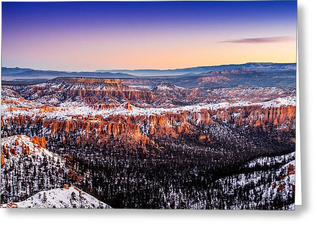 Boat Mesa First Light Greeting Card by TL  Mair
