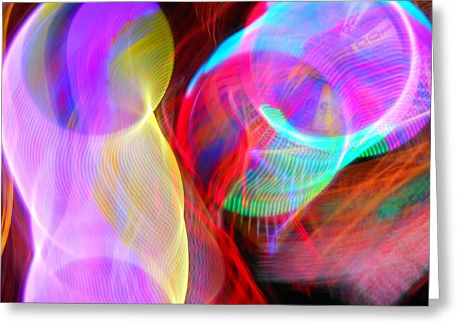 Visionary Artist Greeting Cards - Bodys Beautiful Greeting Card by James Welch