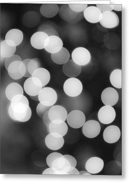 Kelly Photographs Greeting Cards - Bokeh Greeting Card by Kelly Howe