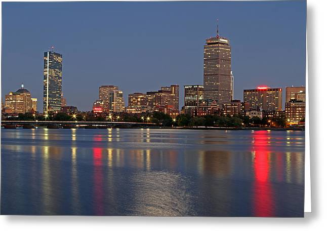 Boston Pictures Greeting Cards - Boston 2024 Greeting Card by Juergen Roth