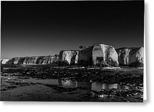 Botany Greeting Cards - Botany Bay Broadstairs Greeting Card by Ian Hufton