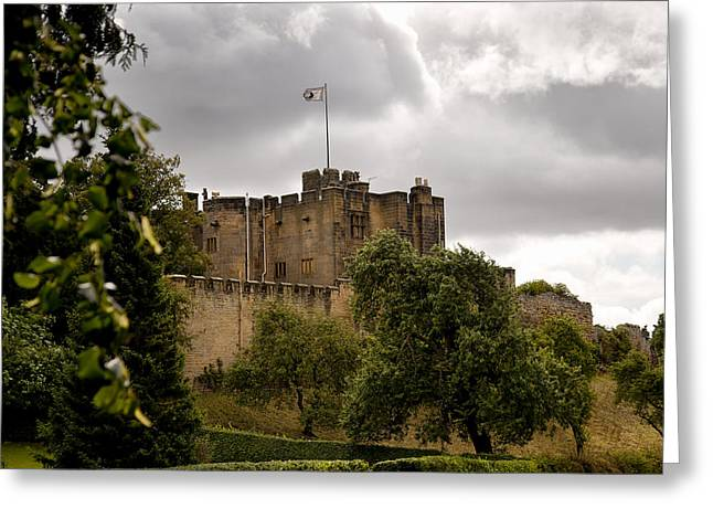 Grade 1 Greeting Cards - Bothal Castle Northumberland Greeting Card by Jim Jones