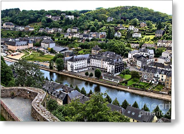 Ladnscape Greeting Cards - Bouillon Greeting Card by Rafael  Pacheco