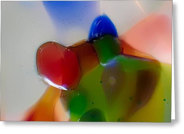 Kiwi Art Digital Art Greeting Cards - Bow Tied Kiwi Greeting Card by Omaste Witkowski