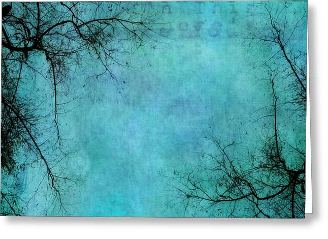 Branches Photographs Greeting Cards - Branches Greeting Card by Priska Wettstein