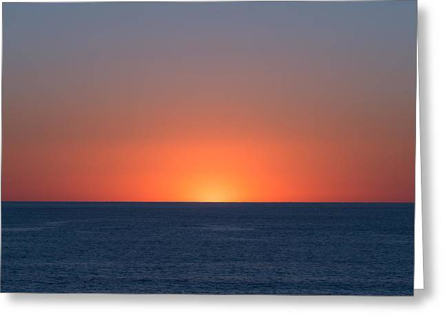 Calm Waters Greeting Cards - Breathe Greeting Card by Ana V  Ramirez