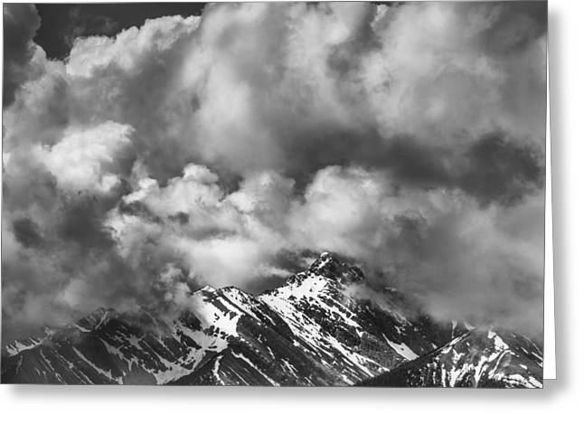 Original Art Photographs Greeting Cards - Breathe Out Greeting Card by Jon Glaser