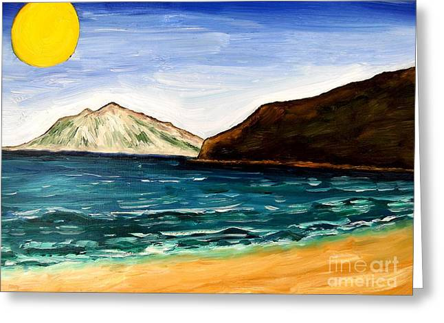 Breezy Greeting Cards - Irish Landscape 21 Greeting Card by Patrick J Murphy