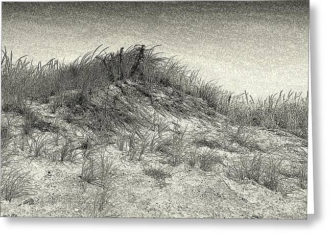 York Beach Greeting Cards - Breezy Point #3 Greeting Card by Jeff Watts