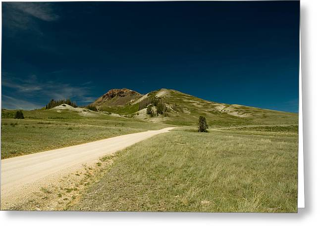 Best Sellers -  - Southern Utah Greeting Cards - Brian Head Greeting Card by Frank Tozier