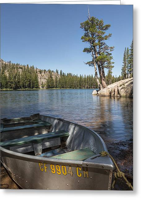 Art In Acrylic Greeting Cards - Bring It Back Greeting Card by Jon Glaser