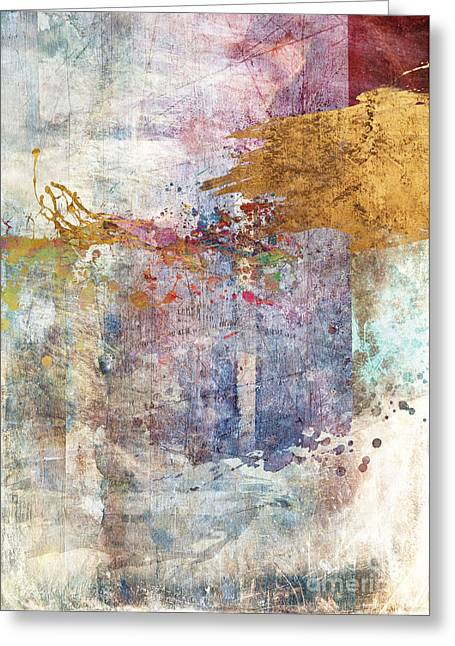 Richter Greeting Cards - Bring Wine Greeting Card by Aimee Stewart