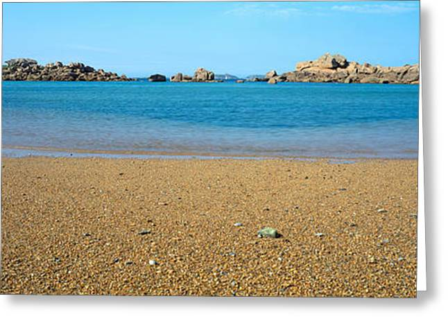 Steadfast Greeting Cards - Brittany France Greeting Card by Panoramic Images