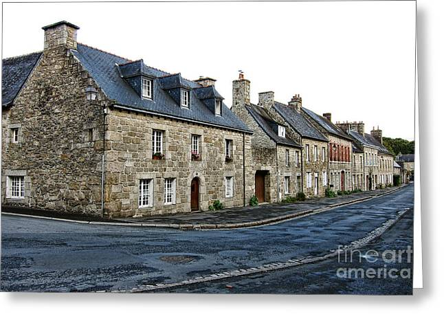 France Photographs Greeting Cards - Brittany Greeting Card by Olivier Le Queinec